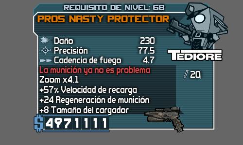 Armas legendaria y perladas. 06_PRO5NastyProtector
