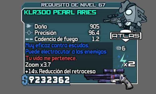 Armas legendaria y perladas. 06_KLR300PearlAries