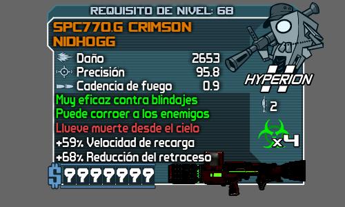 Armas legendaria y perladas. 02_SPC770GCrimsonNidhogg