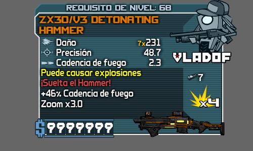 Armas legendaria y perladas. 10_V3DetonatingHammer
