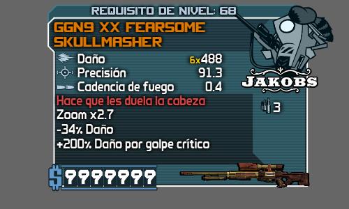 Armas legendaria y perladas. 04_GGN9XXFearsomeSkullmasher
