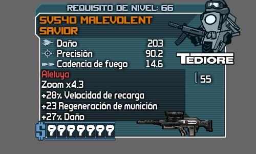 Armas legendaria y perladas. 04_SV540MalevolentSavior