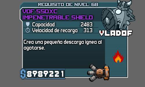 Todos los tipos de escudos. 19_VDF-550XCImpenetrableShield