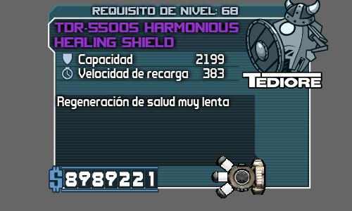 Todos los tipos de escudos. 28_TDR-550OSHarmoniousHealingShield