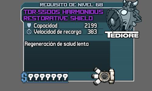Todos los tipos de escudos. 29_TDR-550OSHarmoniousRestorativeShield