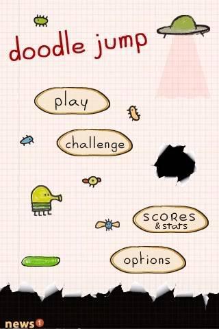 [Review: App] Doodle Jump 0c61957a