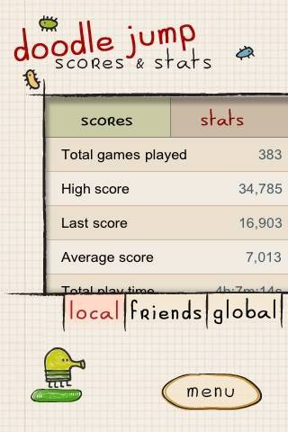 [Review: App] Doodle Jump 6aa73ad8
