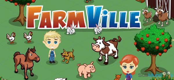 Demitido por… jogar Farmville Farmville