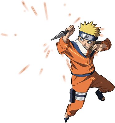 Character Template and Guide  Naruto8