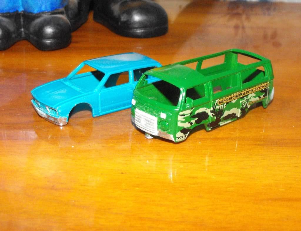 VW COMBI CARAVELLE VS VW BRASILIA PROYECTO DSCF4736