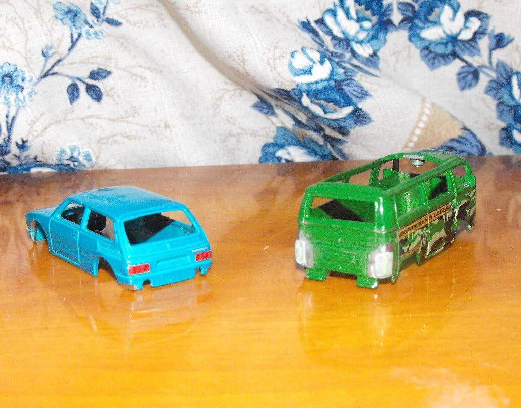 VW COMBI CARAVELLE VS VW BRASILIA PROYECTO DSCF4737