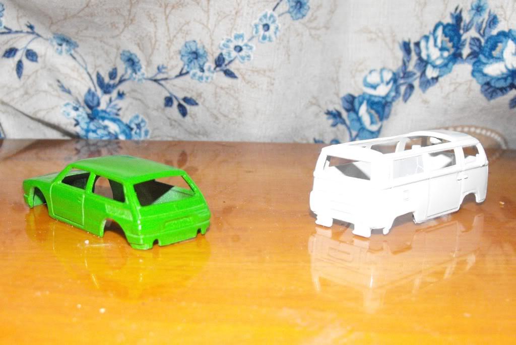 VW COMBI CARAVELLE VS VW BRASILIA PROYECTO DSCF4772