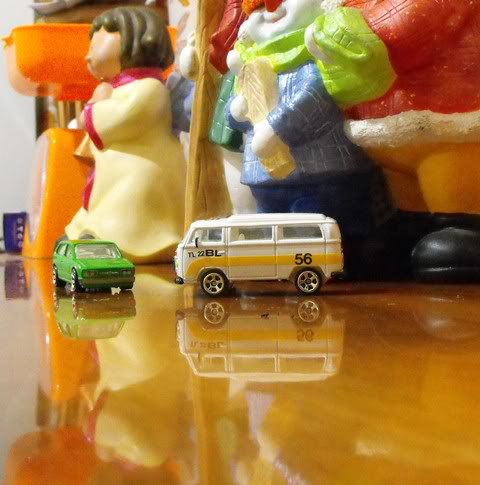 VW COMBI CARAVELLE VS VW BRASILIA PROYECTO DSCF4832