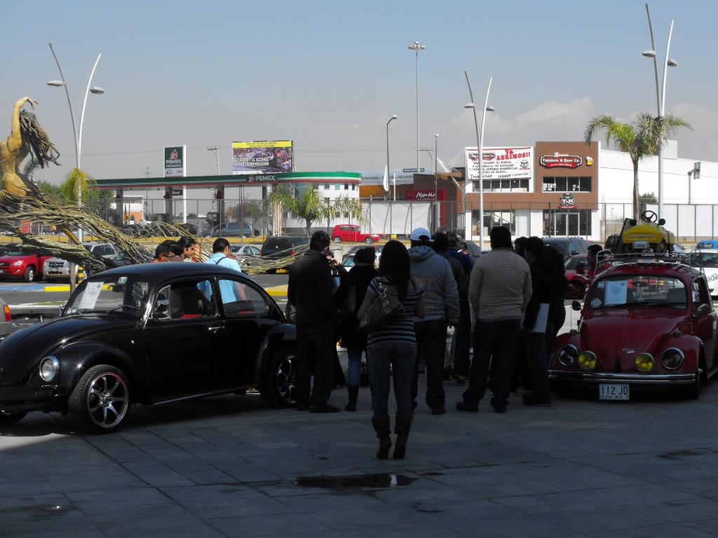 VW STYLE PUEBLA EN EL COMPLEJO CULTURAL UNIVERSITARIO DE LA BUAP DSCF5001