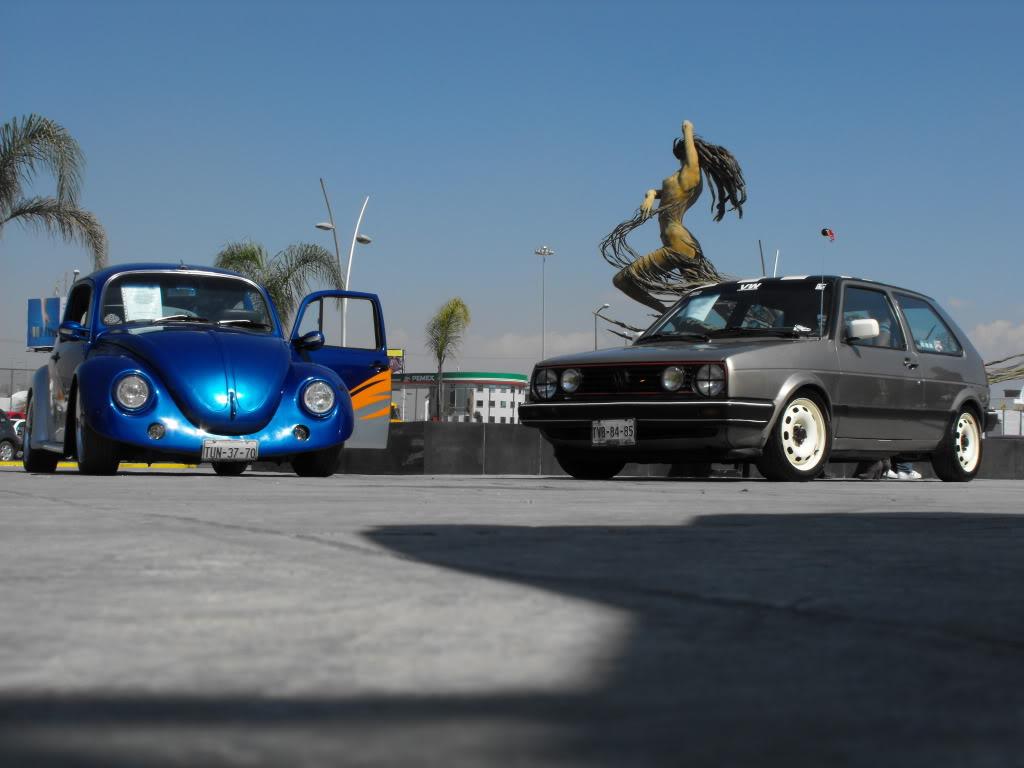VW STYLE PUEBLA EN EL COMPLEJO CULTURAL UNIVERSITARIO DE LA BUAP DSCF5019