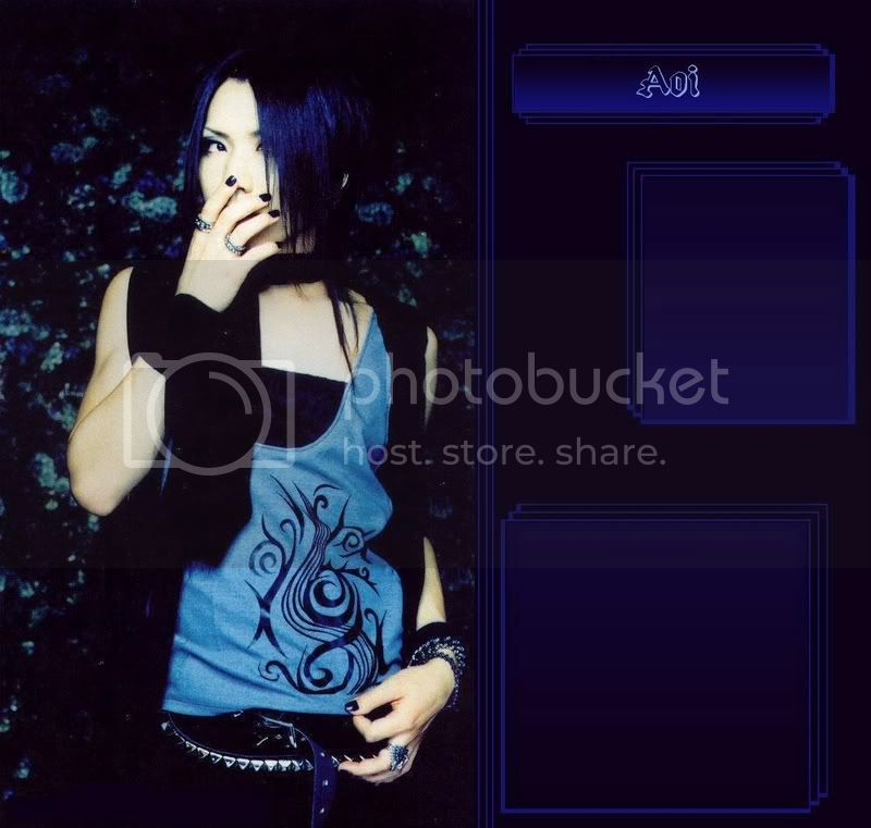 GazettE (Visual kei) - Página 2 Gazette-Aoi