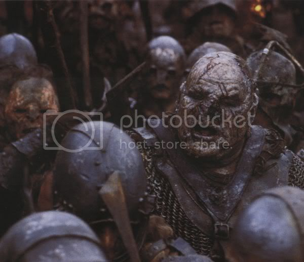 Lord of the rings trilogy Ork3