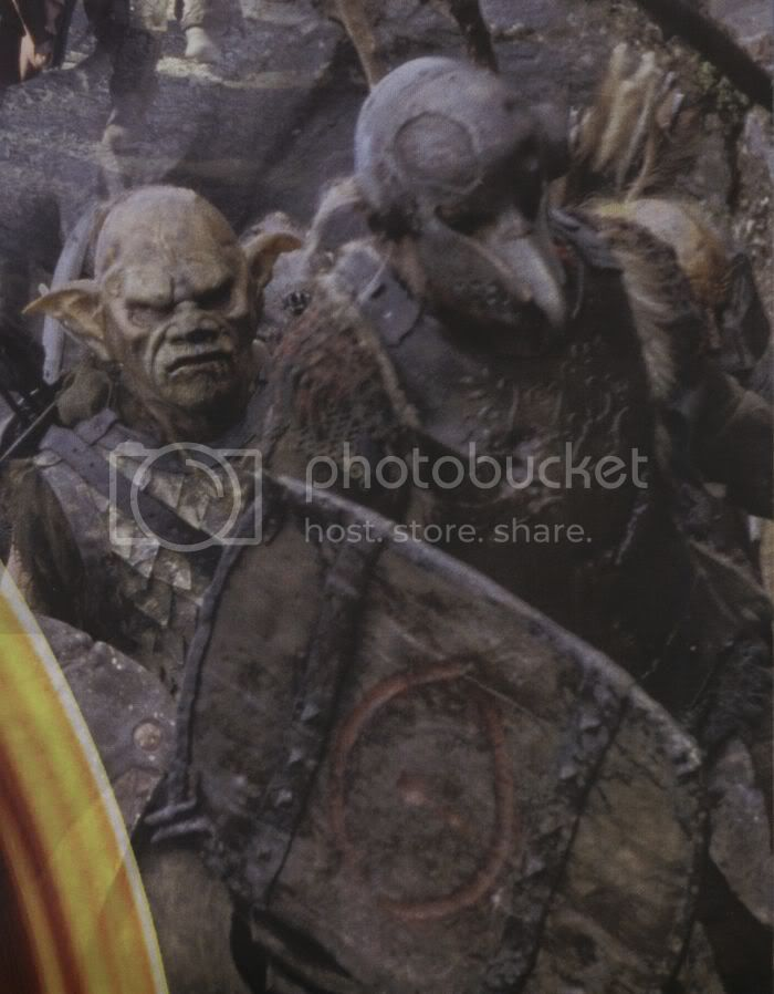 Lord of the rings trilogy Ork4