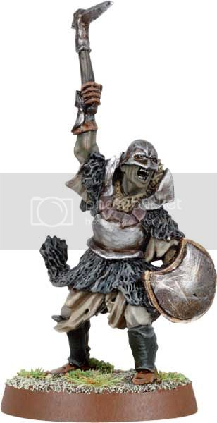 Lord of the rings trilogy Ork7