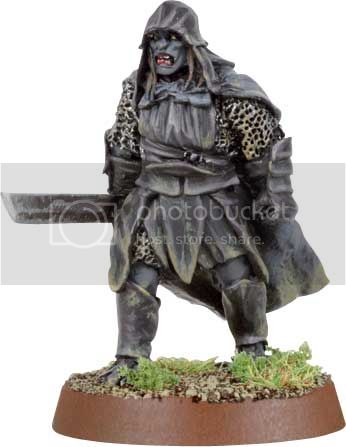 Lord of the rings trilogy Ork8