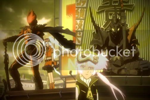 Recomendación Anime: Karas the Profecy KARAS6_0
