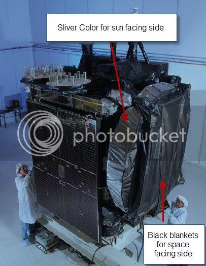 Vaisseau spatial autour de la terre ou débris ?  5-14-201117-10-11