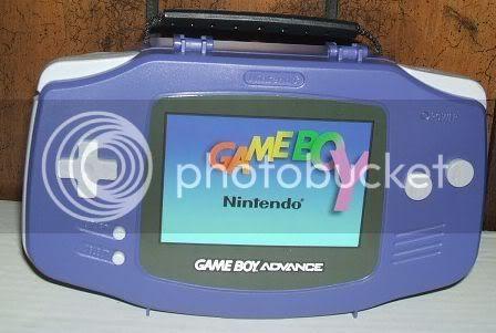 """Quand nos consoles retro se la jouent """"portable"""" Gbacarrycase"""
