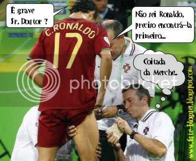 [Imagem] Lesao do C.ronaldo C-ronaldo