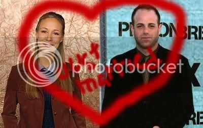 ابطال مسلسل Prison Break مع ازواجهم .. رائع Justmarried