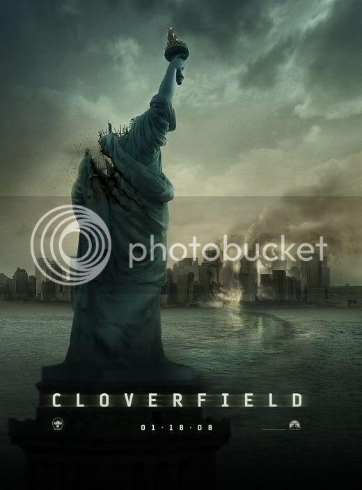 Kilsantas skatitas filmas,pareiza seciba! Cloverfield