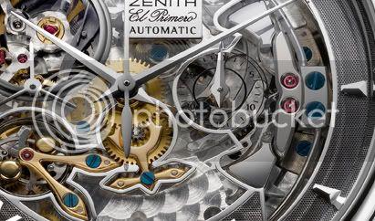 La dernière création de ZENITH  : la répétition minutes Acadmyopenrpetmin2009facedtail