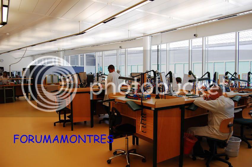 Avant première FAM  : Visite de la nouvelle manufacture Audemars Piguet Ateliersdescomplications