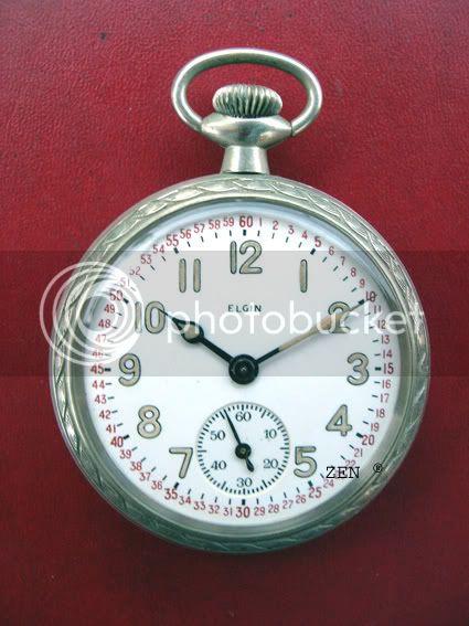 Longines Istituto Idrografico Marina : J'ai décidé de craquer sur cette montre - Page 3 Elginmilitairepocketcopie
