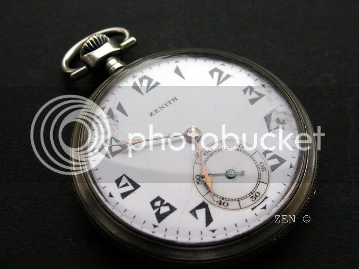 Pour changer des montres bracelets... Vos montres de poche Zenith ... Gousset092005face