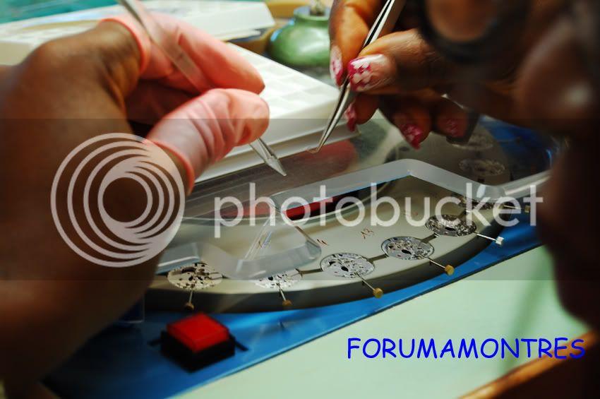 Avant première FAM  : Visite de la nouvelle manufacture Audemars Piguet Horlogre2copie