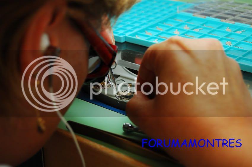 Avant première FAM  : Visite de la nouvelle manufacture Audemars Piguet Horlogrecopie