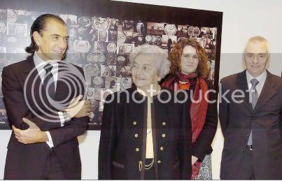 Actu:Les descendants de Georges Favre-Jacot reçus par ZENITH LocleZENITHDcembre2007