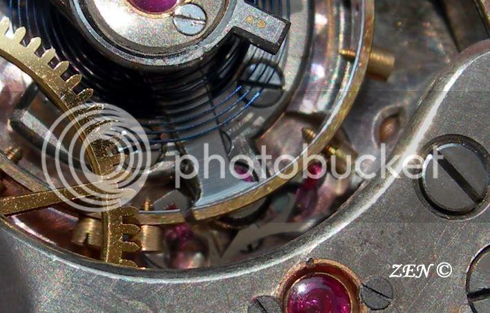 OMEGA (rare) qualité D Chronomètre Omegraalanglage
