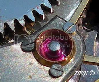 OMEGA (rare) qualité D Chronomètre Omegraalaxepoli