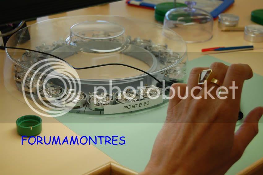 Avant première FAM  : Visite de la nouvelle manufacture Audemars Piguet Plateausurautrepostedetravail-Copie