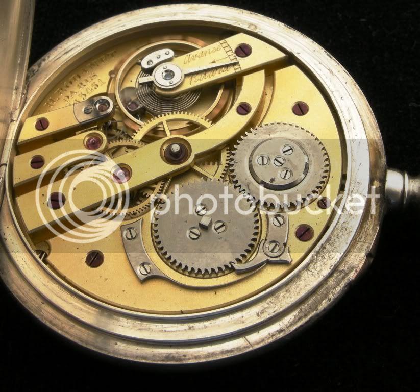 lecoultre - Rodanet et ses calibres Lecoultre RodanetchronomtreleCoultre