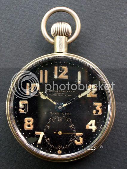 Longines Istituto Idrografico Marina : J'ai décidé de craquer sur cette montre - Page 3 SSmithSonscotcadran11copie