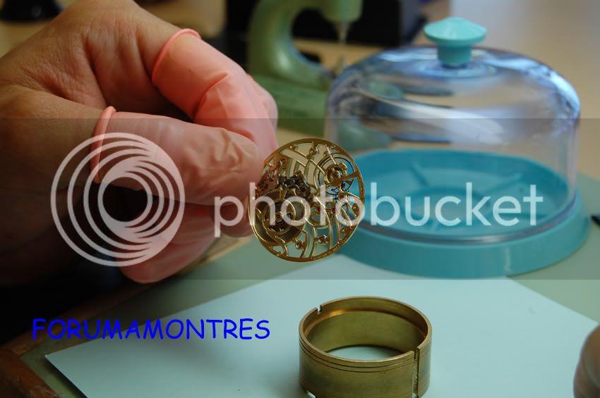 Avant première FAM  : Visite de la nouvelle manufacture Audemars Piguet Sqelettagecotcadran-1