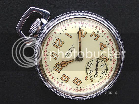 Longines Istituto Idrografico Marina : J'ai décidé de craquer sur cette montre - Page 3 Walthamface1