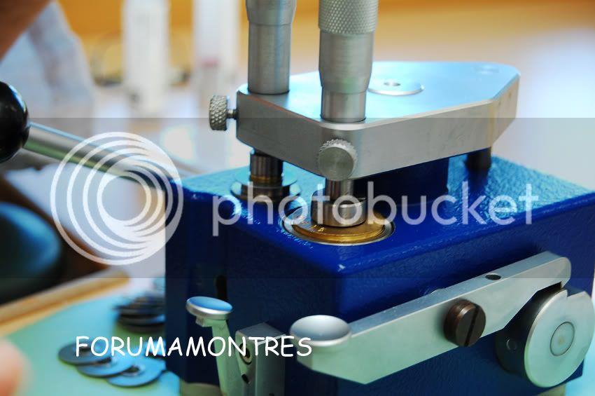 Avant première FAM  : Visite de la nouvelle manufacture Audemars Piguet Machinebarillets2
