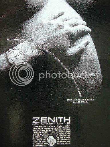 Le thème de la transmission de génération en génération est à Zenith Pub_zenith_07