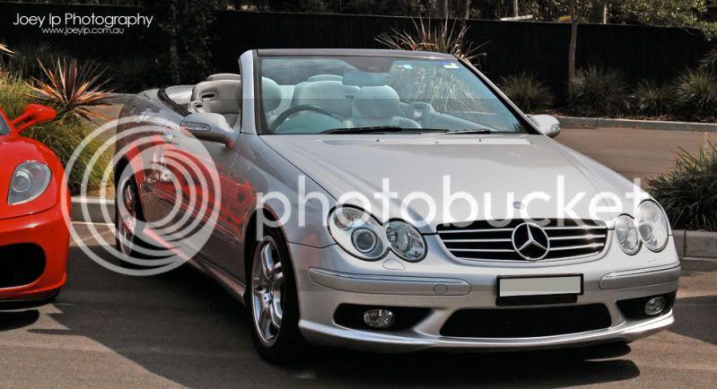 Exotic Sport Cars Company Drive Day! Mercedes_SLK