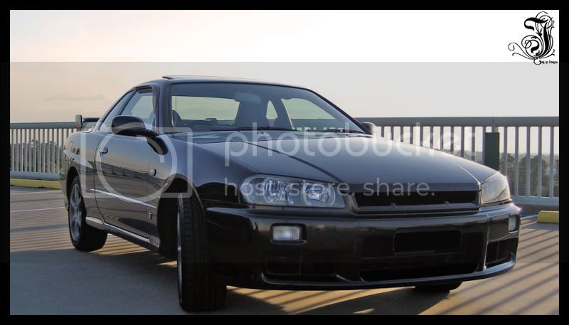 EOI: Nissan Skyline R34 GTT + Sunroof and many extras! :D Skyline1-1