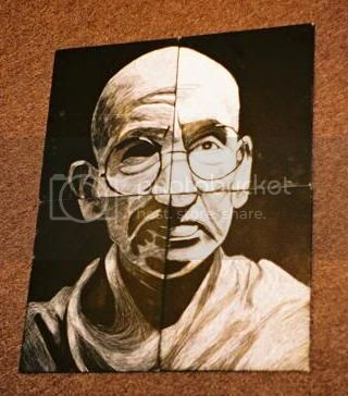 some old work... Ghandi1