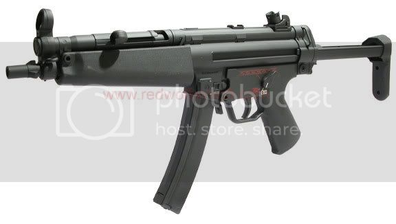 MP5 A5 ICS  ICHI20A5-L